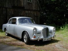 Alvis TF21 Park Ward Saloon for sale SOLD (1967) on Car And ...