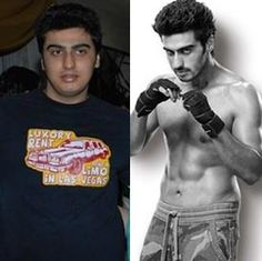 From being a fat boy to a Bollywood six pack star, Arjun Kapoor has surprised many with his weight loss. Want to know how he achieved this shaped figure? Read to know the answer.