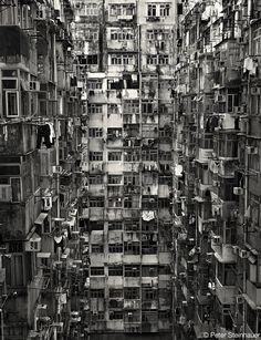 Peter Steinhauer, Taikoo Windows,Hong Kong