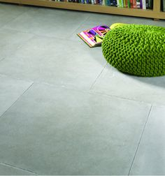 Lucca Limestone in a velvet finish. Contemporary limestone tiles.