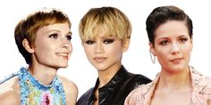 The 40 Best Celebrity Pixie Cuts