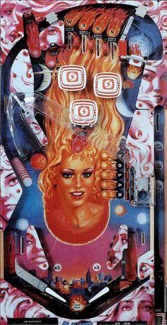Solar Wars Pinball Machine (Segasa, 1986) - http://pinside.com/pinball/archive/solar-wars