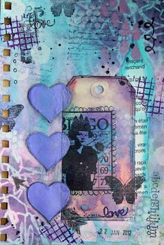 Art journaling: Art Journal