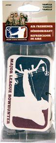 SIGNATURE PRODUCTS GROUP Major League Bowhunter Vanilla Air Freshener, EA
