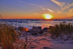 <b>Ludington</b><br> <i>8800 W. M-116, Ludington; 231-843-2423</i><br> Grab your hiking gear and hit the park's 5,300-acres to see wildlife up close. Boat across picturesque Lake Michigan, or enjoy the sun on Hamlin Lake. Soak in some good folk music at the Ludington's Amphitheater after a day of learning about the Great Lakes and Big Sable Point Lighthouse. Photo via Shutterstock. #boatonlakemichigan