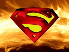 Play to solve the puzzle of Superman logo with flames in the background free Superman Symbol, Superman Logo, Superman Wallpaper, Hd Wallpaper, Wallpapers, New Aquaman, Chd Awareness, Heart Month, Congenital Heart Defect