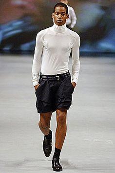 Raf Simons | Spring 2007 Menswear Collection | Style.com