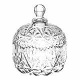 Bomboniere de cristal 12,5 cm l'hermitage Jar, Home Decor, Tooth Bleaching, Bonbon, Crystals, Decoration Home, Room Decor, Home Interior Design, Jars