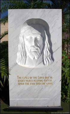 http://manonthelam.com/travel-photo-of-the-week-face-time-with-jesus-statue-holy-land-experience-biblical-theme-park-in-orlando-florida/