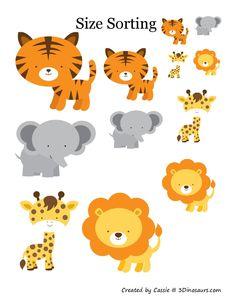 Stomping, Romping, and Roaring: Printables, Gross Motor, Crafts & Preschool Jungle, Zoo Activities, Animal Worksheets, Preschool Education, Safari Theme, Child Life, Kindergarten Math, Best Teacher, Zoo Animals