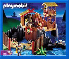 ?[Playmobil Viking Set 3151]