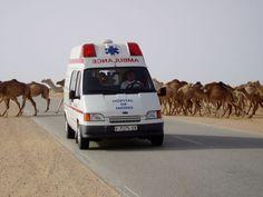 Ambulance in Bamako Capital District