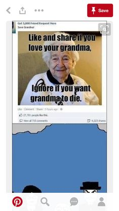 Ik this doesn't actually work but the nana derp is too funny I luv my grandma btw Funny Quotes, Funny Memes, Jokes, True Quotes, I Love My Grandma, Lol, Faith In Humanity, Derp, Humor