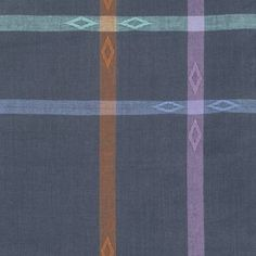 Crisscross in Dusk by Anna Maria Horner Loominous for Free Spirit Fabrics Blue and Pink Plaid Fabric Apparel Fabric Yarn Dyed Woven Red by Owlanddrum on Etsy Fabric Yarn, Ikat Fabric, Plaid Fabric, Cool Fabric, Fabric Patterns, Sewing Patterns, Anna Maria Horner, Free Spirit Fabrics, Modern Fabric