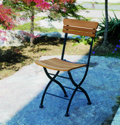 FIVE STARS Italy Outdoor chair ANDROMEDA