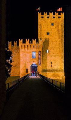 Tolentino, province of Macerata Marche Italy  Rancia castle