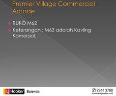 Premier Village - Commercial Arcade