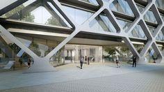 Galería de Rafael de La-Hoz diseña nuevo edificio de oficinas en Madrid - 2