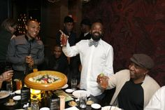 Bow Wow celebrates with Jermaine Dupri, Hennessy family and friends in NYC - New York urban music | Examiner.com