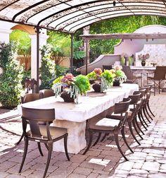 How to Create the Ultimate Backyard Oasis | MyDomaine