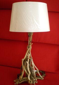 Wooden Lamp  By EM design  (Send messages for info)
