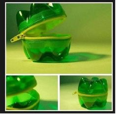 coin purse out of plastic bottles? ingenious!!!