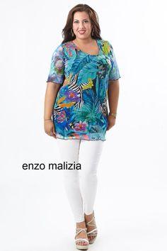 8778b0dfa738 t shirt donna taglie forti lady xl 73451 taglie comode over m l xl xxl xxxl  4xl