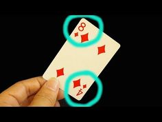 These are perfect magic tricks to show anyone because it has a great effect and is easy to perform ▶ Like and Share if you like video. Thanks for watching! Alphabet Code, Easy Magic Tricks, Card Tricks, Star Party, Card Games, Youtube, Make It Yourself, Cards, Science