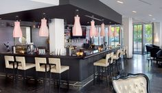 TOWN BAR Berlin Hotel, Berlin Mitte, Design Hotel, Interior, Table, Restaurants, Furniture, Home Decor, Bar Ideas