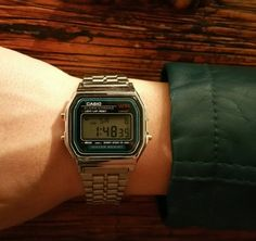 Check out this item in my Etsy shop https://www.etsy.com/listing/224601477/classic-casio-silver-digital-retro-watch