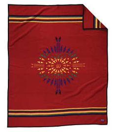 Pendleton Spirit Bear Blanket