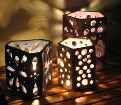 lamparas ceramica gres - Buscar con Google