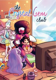 We are the Crystal Gems!