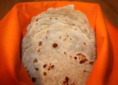 Flour Tortillas From Scratch - http://www.purecipes.com/flour-tortillas-from-scratch-recipe/ . #FlourTortillas #Breakfast