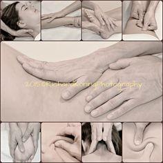 Fotografie voor website en promotie massage praktijk