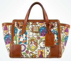 Beauty and the Beast Dooney and Bourke Bags Available In Time For Mother's Day!