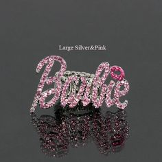 Iced Out NICKI MINAJ BARBIE RING in 4 Colors  NWT #JZ2009R238 http://www.ebay.com/itm/Iced-Out-NICKI-MINAJ-BARBIE-RING-in-4-Colors-NWT-/190527867580?pt=Gemstone_Rings&var=&hash=item2c5c588abcgold-multi   REALLY WANT  color