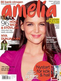 amelia nr 20 2012 Tom Cruise, Amelia, Latte, Cover