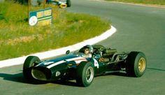 1967 SAGP, Kyalami : Pedro Rodriguez, Cooper Maserati T81 #4, Cooper Car Company, Winner. (ph: en.espn.co.uk)