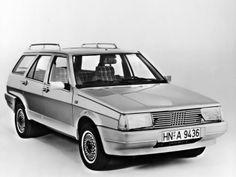 Fiat Regata Riviera Weekend '1987–90