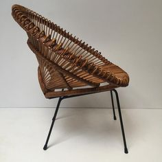 1000 images about latest finds from e store la petite - Chaise rotin vintage ...