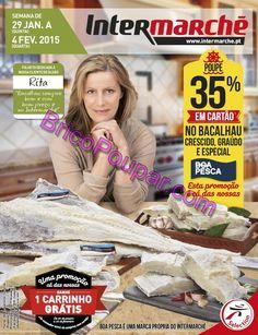 Folheto Intermarché - Antevisão promoções de 29 de Janeiro a 4 de Fevereiro - Parte1