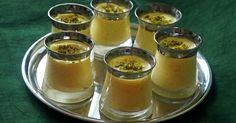 Zafrani Kheer,  rice dessert with saffron