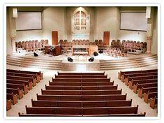 Church Renovations & Remodeling, Sanctuary & Pew Restoration ...