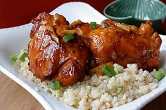 Cookin' Canuck | Vietnamese Caramel Ginger Chicken (Ga Kho) Recipe