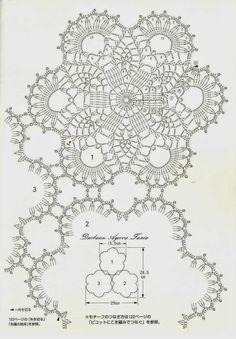 Crochet doily | Crochet and arts | Bloglovin'