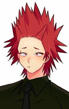 Read -Kirishima from the story Boku No Hero Academia: One-shots by ErrorLikesMarvel (- (💌); bokunoheroacademia, one-shots. Boku No Hero Academia, Kirishima My Hero Academia, Kirishima Eijirou, Cute Gay, Hero Academia Characters, Anime Characters, Me Me Me Anime, Anime Guys, Tsuyu