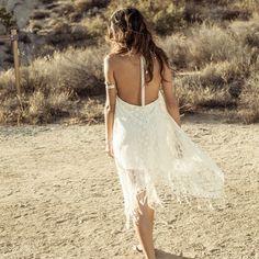 The Beacon dress #annasuiforoneill the back on this dress is stunning! #oneillwomensaus