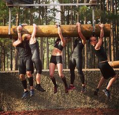 The 12 Most Epic Mud Runs and Obstacle Course in the World Spartan Race Obstacles, American Ninja Warrior Obstacles, Spartan Sprint, Spartan Race Training, Obstacle Course Training, Kids Obstacle Course, Boot Camp, Sled Workout, Mud Race