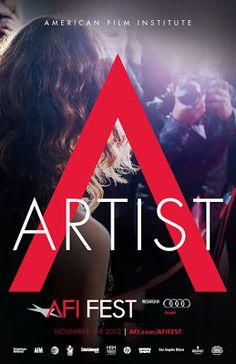 AFI Fest 2012 - Artist  official poster